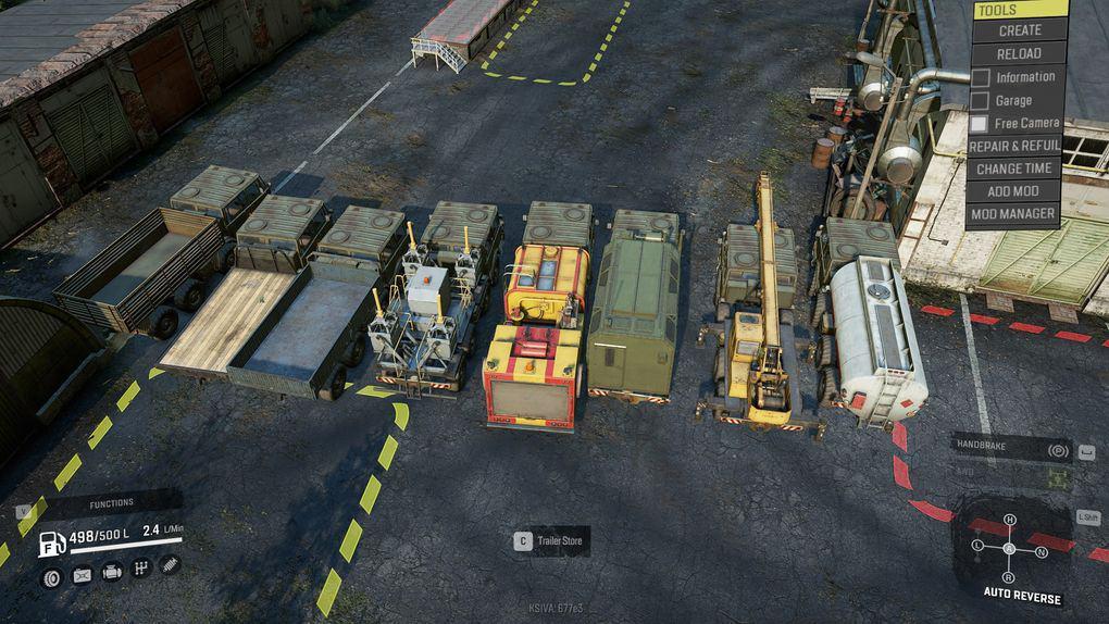 SnowRunner - Behemoth Titan T813 Truck V1.0