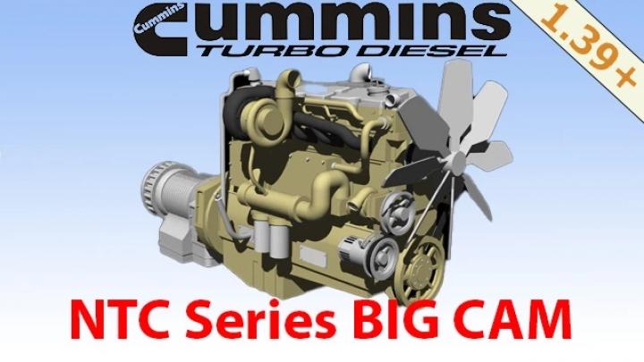 ATS - Cummins NTC Big Cam (1.39 - 1.40)