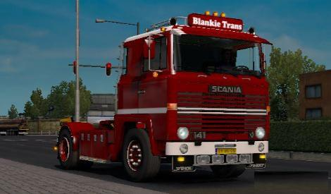 ETS2 - Blankie Transport Scania 141 (1.35.X)