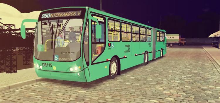 Omsi 2 – Pluss O500MA Bus