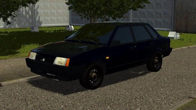 City Car Driving 1.5.9 - Vaz 21099 Oper Style