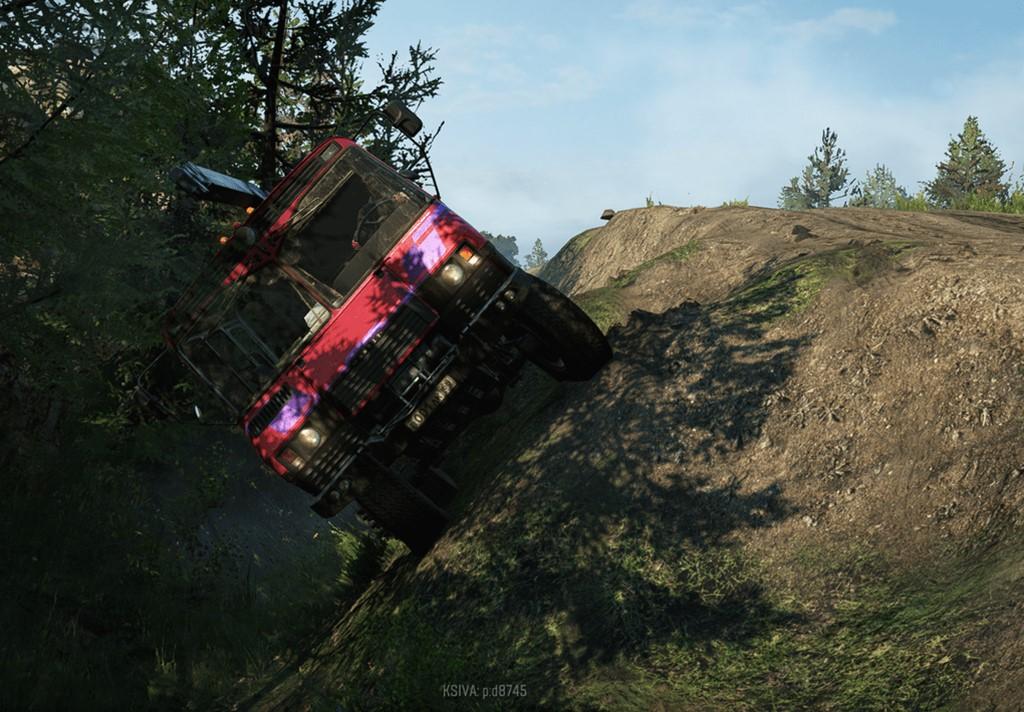 SnowRunner - Anti-Tip Trucks V1.0.1