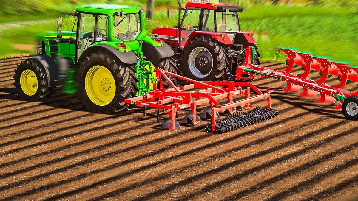 FS19 - Soil Texture V2.0