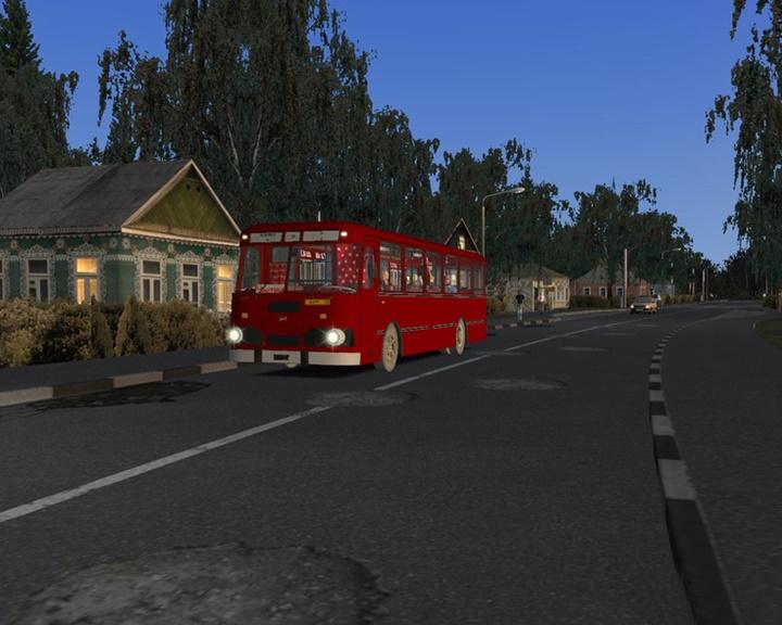 Omsi 2 – Village Map V2