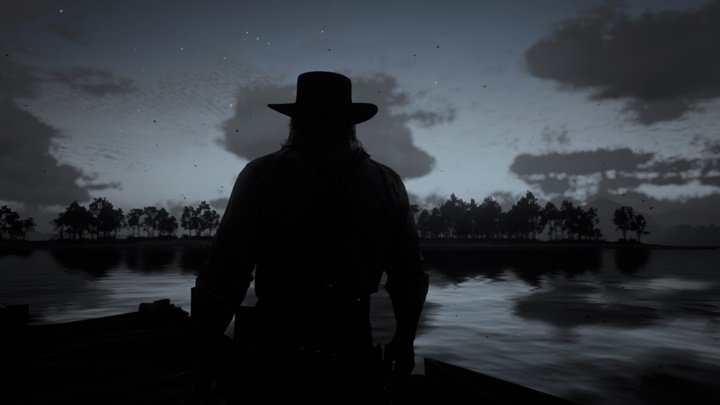 RDR2 - Fischers Boring Photoreality