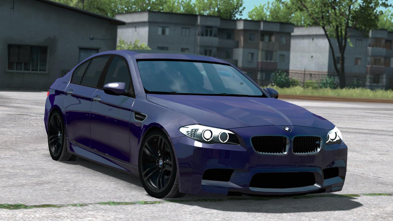 ETS2 - BMW F10 M5 V1R40 (1.38.x)