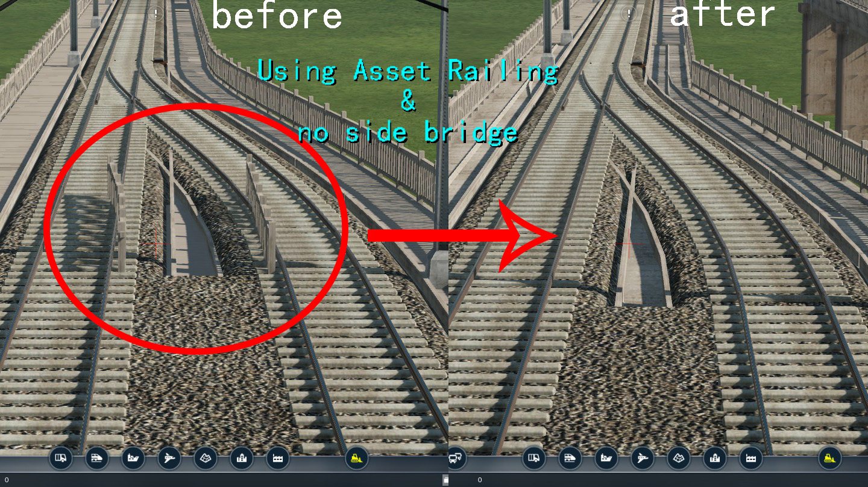 Transport Fever 2 - Bridge Railway Box-Beam