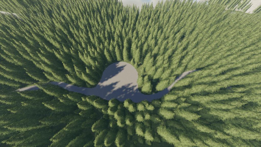 FS19 - Crater Lake Map V1.1