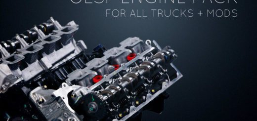 ATS - Pack Powerful Engines + Gearboxes V12.0 (1.35.X)