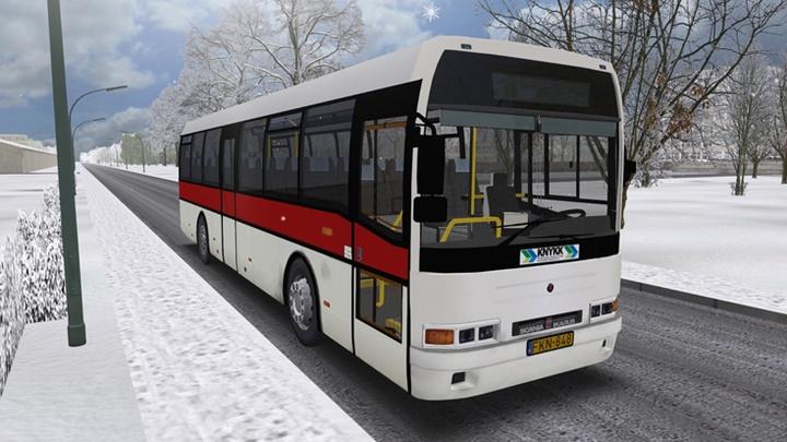 Omsi 2 – Ikarus EAG E94.60 Bus Mod V2.0