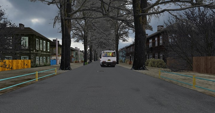 Omsi 2 - Russian Hinterland (The Road to Yasnoe) V1.7