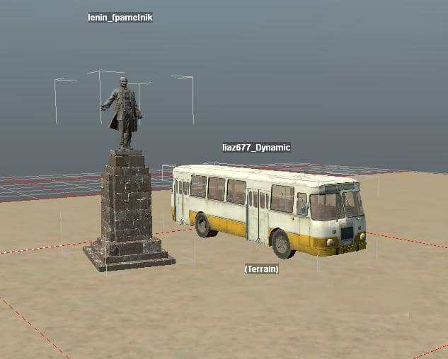 Spintires - Monument of Lenin V1