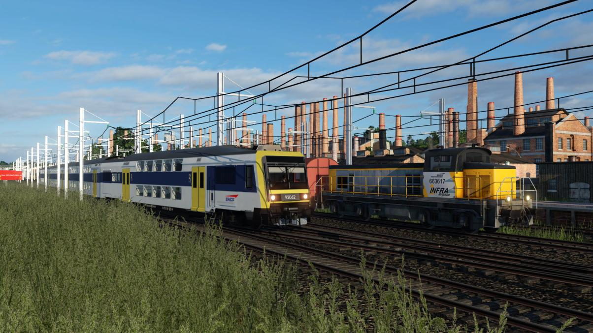 Transport Fever 2 - SNCF Z 20500