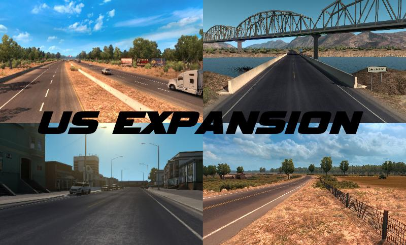 ATS - US Expansion Map V2.6.2 (1.36.x)