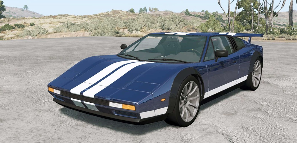 BeamNG - Civetta Bolide FH-Sport V1.1