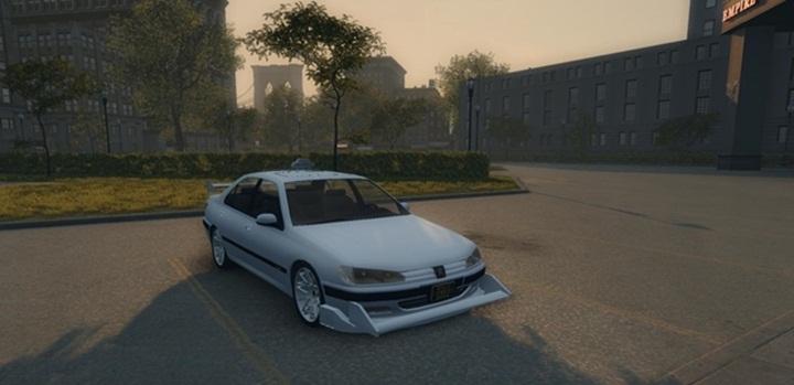 Mafia 2 – Peugeot 406 Taxi