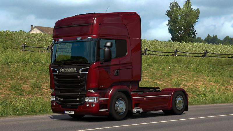 ETS2 - RJL Scania R & Streamline V2.3.0 (1.39.x)