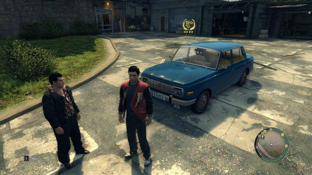 Mafia 2 – Wartburg 353 W