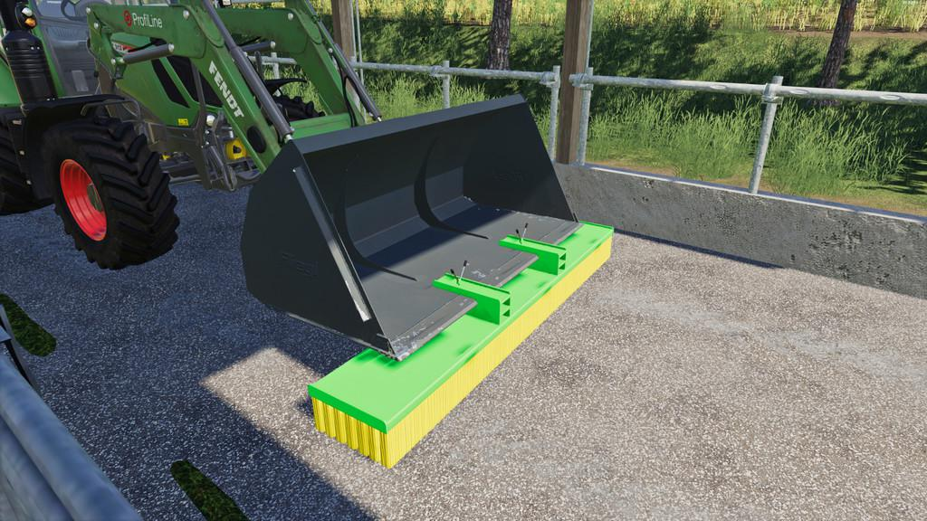 FS19 - Fliegl Large Capacity Shovels V1.1