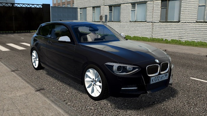 City Car Driving 1.5.9 – BMW 120d (F21)
