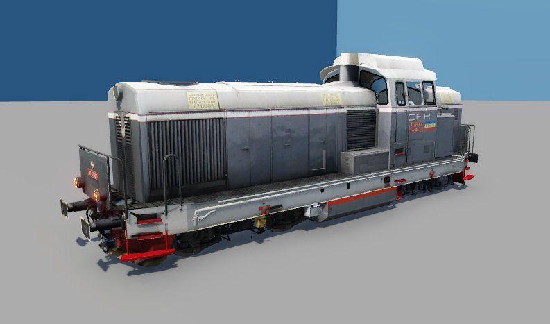Transport Fever 2 - CFR LDH 1250