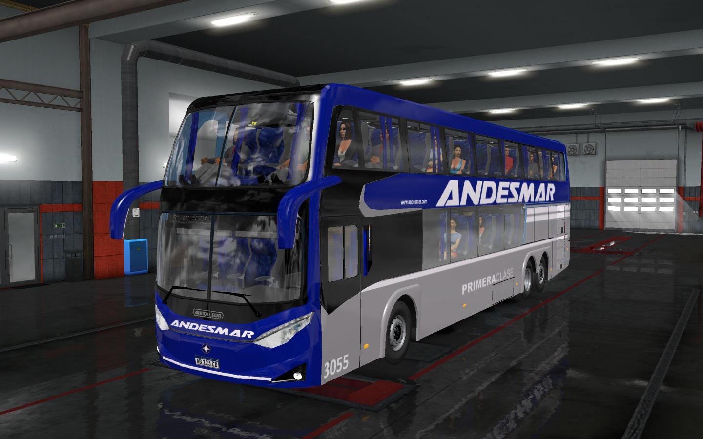 Ets2 Metalsur Starbus 3 0500 Rsd Bus Mod 1 35 X Euro