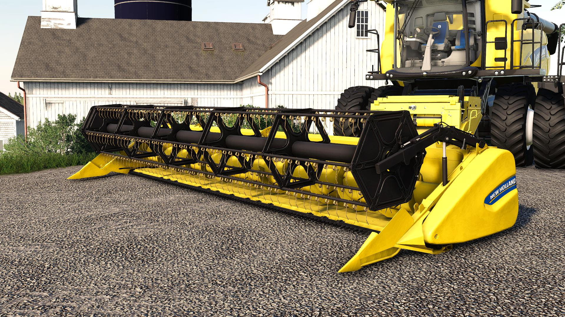 FS19 - New Holland 74C Cutter V1.0