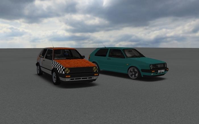 Omsi 2 – Volkswagen Golf 2 GTI