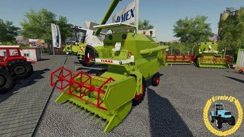 FS19 - Claas Mercator 60 Harvester V1.0