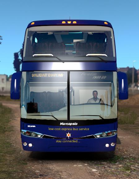 ATS - Marcopolo Paradiso G6 1200 Bus (1.38.x)