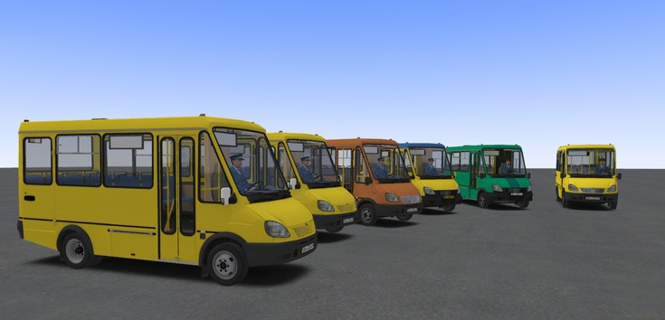Omsi 2 – Baz 2215 Midibus