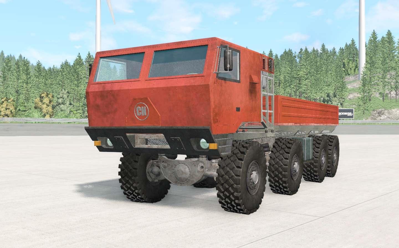 BeamNG - BigRig Truck V1.1