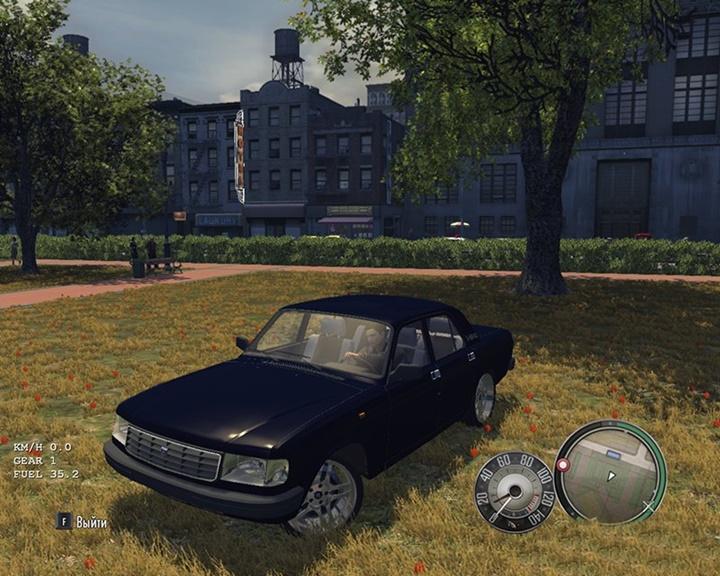Mafia 2 – Gaz 31029 Volga