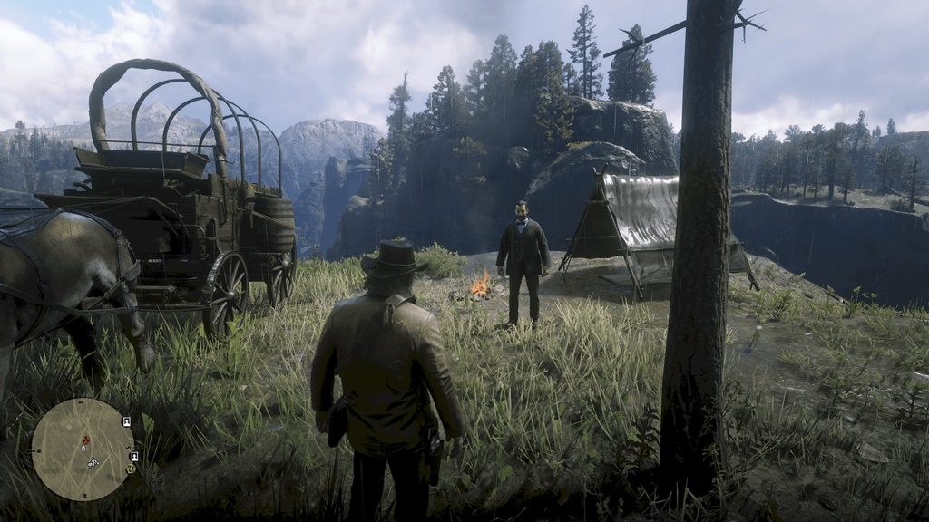 RDR2 - Bounties Expansion
