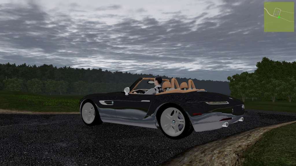 City Car Driving 1.5.8 - BMW Z8 (Uncompleted)