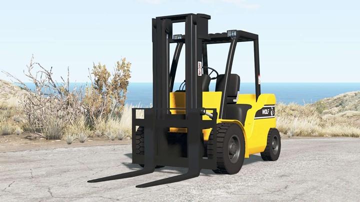 BeamNG - Forklift V1.2