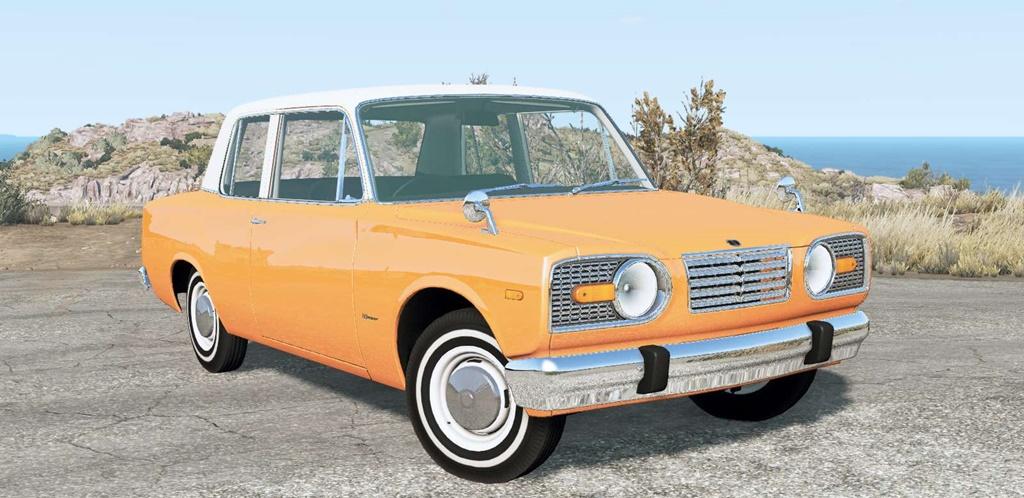 BeamNG - Ibishu Miramar Coupe Car Mod