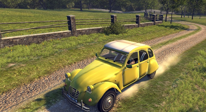 Mafia 2 – Citroen 2CV Car