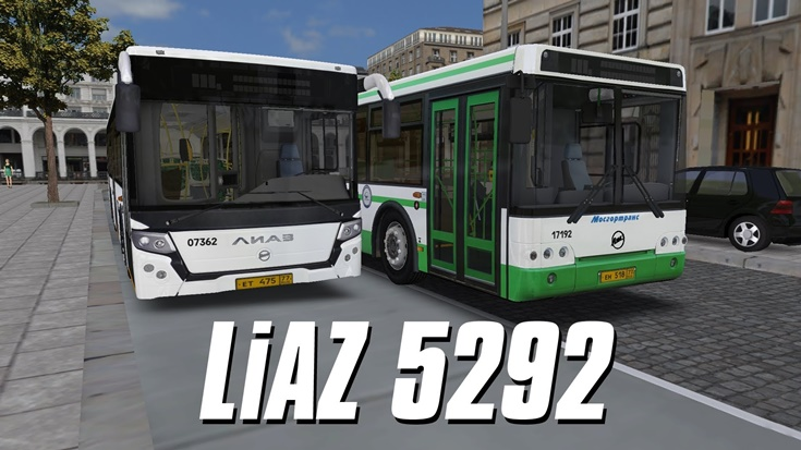 Omsi2 – Sounds for LiAZ 5292.22