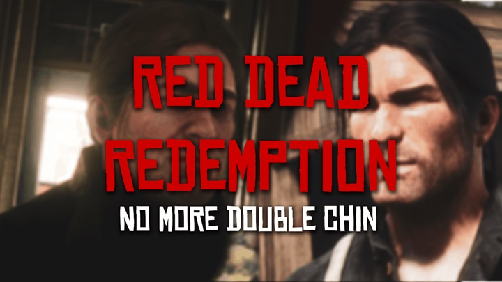 RDR2 - No More Double Chin