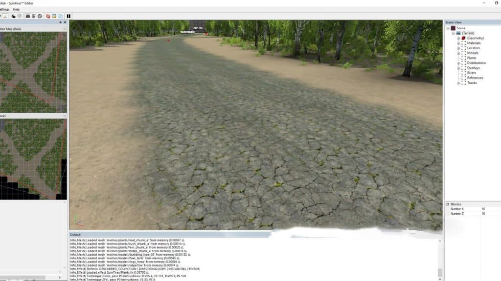 Spintires - The Road for The Zilok Map V1