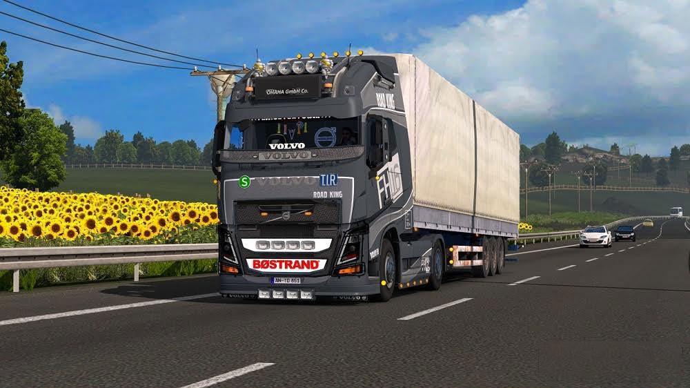 ETS2 - Volvo FH 2013 Truck V24.00S (1.37.x)