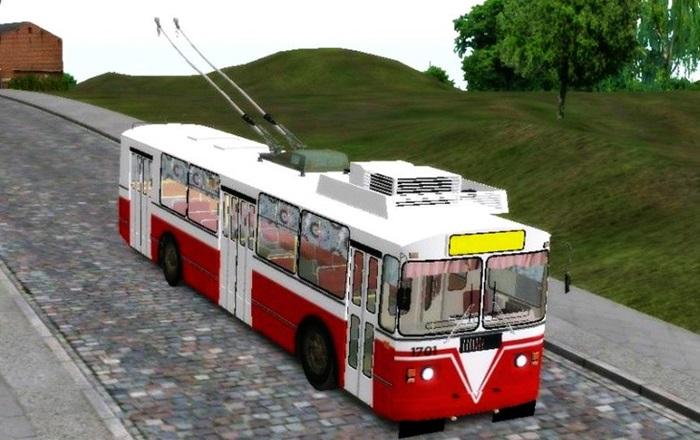 Omsi 2 – ZiU 682 Trolleybus