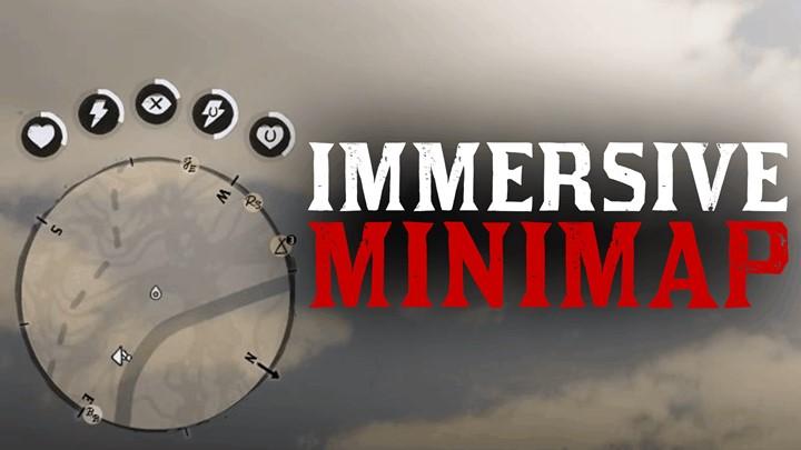 RDR2 - Immersive Minimap