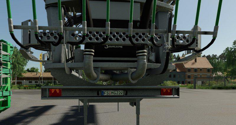 FS19 - Samson Slurrytools With German Licenseplates V1.0