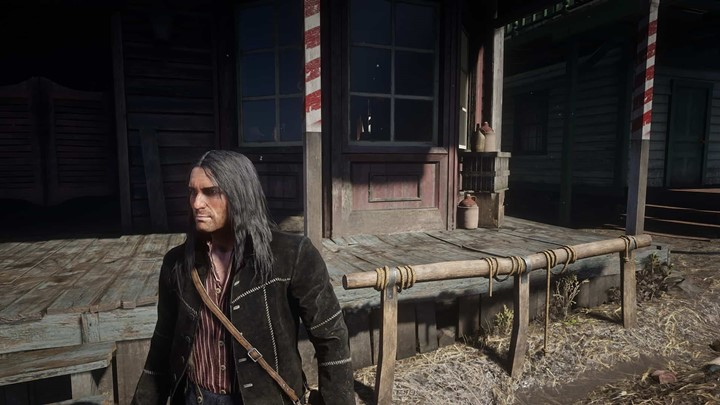 RDR2 - Long Hairstyles