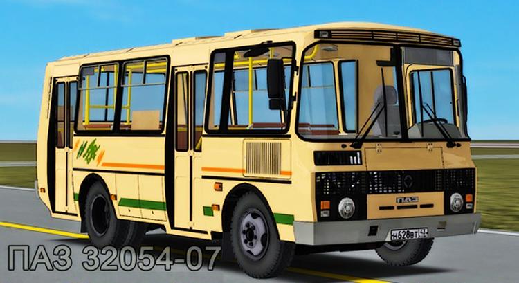 Omsi 2 – Paz 32054-07 Midibus