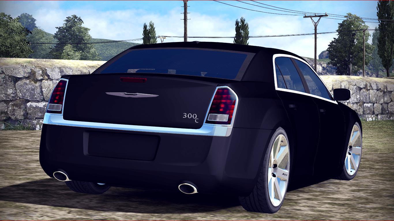 ETS2 - Chrysler Hemi Sedan 2011 (1.35.X)