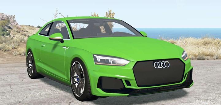 BeamNG - Audi RS 5 Coupe 2019 Car Mod
