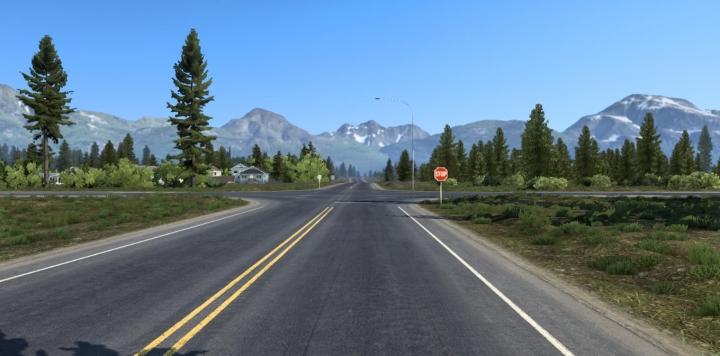 ATS - Route Alaska V1.0 (1.40.x)